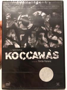 Koccanás DVD 2009 / Directed by Török Ferenc / Written by Spíró György / Starring: Ónodi Eszter, Anger Zsolt, Gáspár Sándor, Bánsági Ildikó, Elek Ferenc / Hungarian B&W Feature Film (5999544257597)