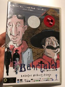 Bahrtalo! DVD 2008 Jó szerencsét! (Good Luck!) / Directed by Lakatos Róbert / Starring: Gábor Lajos, Boros Lóránd (5996357343400)