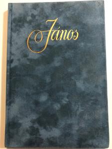 János by Sediánszky János / Helikon kiadó 1987 / Hardcover / History and origins of the Hungarian name János (John) / HE 194 (9632078942)