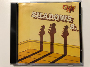 The Shadows 2. – Greatest Hits / Ring Audio CD / RCD 1081