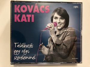 Kovács Kati – Találkozás Egy Régi Szerelemmel / Reader's Digest 4x Audio CD 2011 / RM-CD11095-1-4