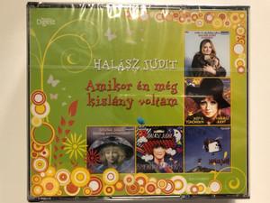 Halász Judit – Amikor Én Még Kislány Voltam / Reader's Digest Hungary 5x Audio CD 2010 / RM-CD10093-B