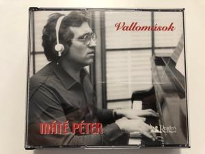 Vallomások - Máté Péter / Reader's Digest 5x Audio CD 2001 / RM-CD0111-01-05