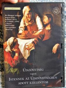 Újszövetség MP3 CD / Hungarian Audio New Testament MP3 CD Hangos Biblia / Ujszovetseg: Magyar Biblia