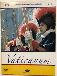 Vaticanum DVD The Vatican - El Vaticano / Behind the scenes of the World's Smallest Kingdom / A Vatican Television Center production / English, Italian, Polish, Spanish & French languages (82351001635)