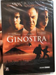 Ginostra DVD 2002 / Directed by Manuel Pradal / Starring: Harvey Keitel, Andie MacDowell, Mattia de Martino (5999544150249)