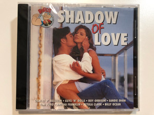 Shadow Of Love / Gilbert O'Sullivan, Guys 'n Dolls, Roy Orbison, Sandie Shaw, Timi Yuro, Aretha Franklin, Petula Clark, Billy Ocean / Popeye Audio CD 1996 / PP96058