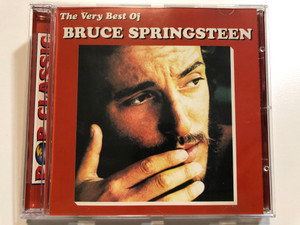 The Very Best Of Bruce Springsteen / Pop Classic / Euroton Audio CD / EUCD-0114