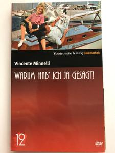 Warum hab' ich ja gesagt? DVD 1957 Designing Woman / Directed by Vincente Minnelli / Starring: Gregory Peck, Lauren Bacall, Dolores Gray / Süddeutsche Zeitung Cinemathek (4018492241418)