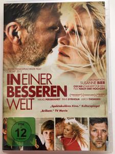 In a Better World DVD 2010 In Einer besseren welt (Hævnen) / Directed by Susanne Bier / Starring: Mikael Persbrandt, Trine Dyrholm, Ulrich Thomsen (886978412997)