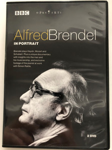Alfred Brendel in Portrait 2 DVD / BBC Opus Arte / Directed by Mark Kidel / Brendel plays Haydn, Mozart and Schubert / With a unique documentary (8717056560021)