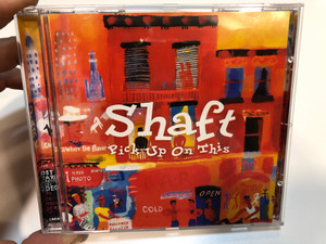 Shaft – Pick Up On This / Wonderboy Audio CD 2001 / 014 632-2