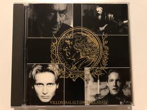 Villon Haláltánc Balladája / Aquincum Archive Audio CD 1997 / ACD 1440