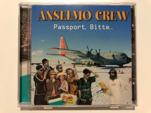 Anselmo Crew – Passport, Bitte... / Crossroads Records Audio CD 2004 / CRCD 060-2