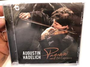 Augustin Hadelich – Paganini: 24 Caprices / Warner Classics Audio CD 2018 / 0190295728229