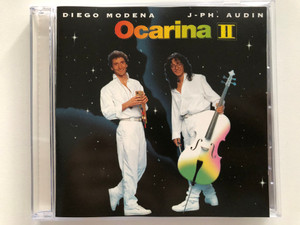 Diego Modena & J-Ph. Audin – Ocarina II / Polydor Audio CD 1993 Stereo / 521 884-2