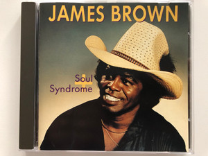 James Brown – Soul Syndrome + / T.K. Records Audio CD 1991 / CDP 7977022