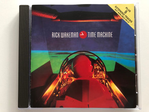 Rick Wakeman – Time Machine / Plus 5 Extended Tracks Not Available On Lp / Bellaphon Audio CD 1989 / 290-07-127