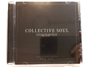 Collective Soul – 7even Year Itch (Greatest Hits 1994-2001) / Atlantic Audio CD 2001 / 7567-93076-2