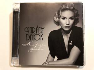 Kapócs Zsóka - Karády dalok / Magneoton Audio CD 2009 / Karády Katalin dalai Kapócs Zsóka előadásában / Warner Music Group (5051865603528)