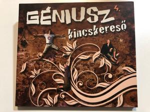 Géniusz – Kincskereső / Audio CD 2009