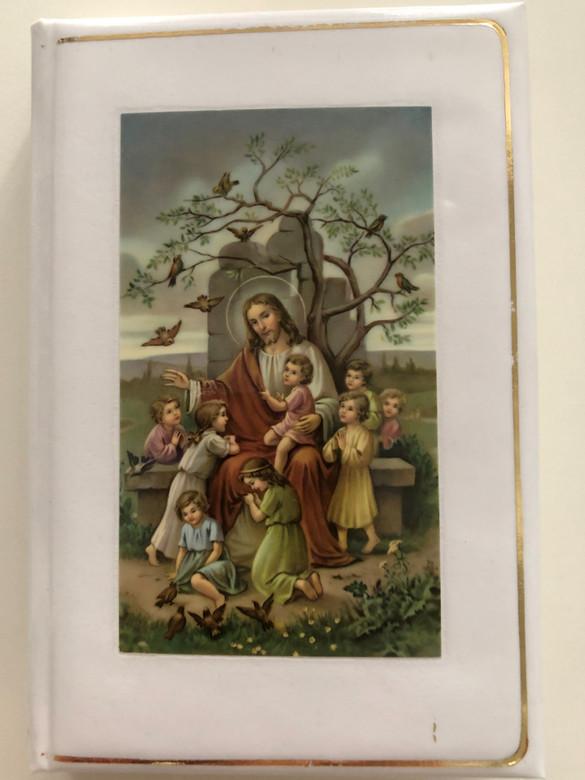 Hozsanna! Teljes kottás népénekeskönyv by Bárdos Lajos, Werner Lajos / Hosanna! Hungarian Catholic Hymnal - Song book / Szent István Társulat 2019 / Hardcover / 29. kiadás (978-9633618899)