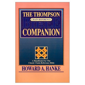 Thompson Chain RF Companion-In: (Indexed) by Hanke, Howard A.