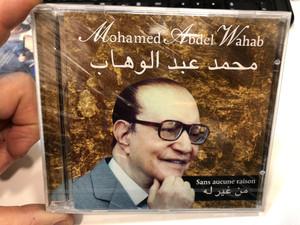Mohamed Abdel Wahab – Sans Aucune Raison / Disky Audio CD 1999 / ASI856322