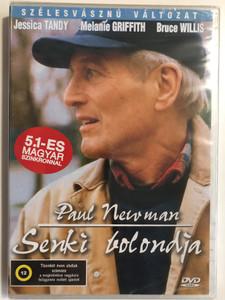 Nobody's fool (Senki bolondja) DVD 1994 / Directed by Robert Benton / Starring: Paul Newman, Paul Newman, Jessica Tandy, Bruce Willis, Melanie Griffith (5999544560468)
