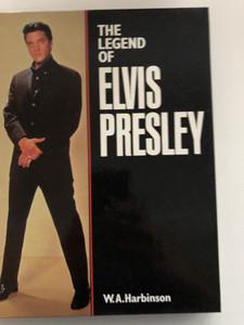 The Legend of Elvis Presley by W. A. Harbinson / Treasure Press 1988 / Hardcover (185051268X)