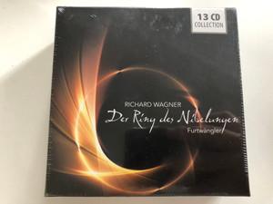 Richard Wagner – Der Ring Des Nibelungen - Furtwangler / The Intense Media 13x Audio CD / 600154