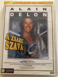 Parole de Flic DVD 1985 A zsaru szava / Directed by Jose Pinheiro / Starring: Alain Delon, Jacques Perrin, Eva Darlan, Fiona Gelin (5999545561440)