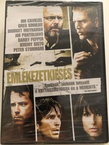 Unknown DVD 2006 Emlékezetkiesés / Directed by Simon Brand / Starring: James Caviezel, Greg Kinnear, Bridget Moynahan, Joe Pantoliano (5999075600176)