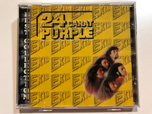 24 Carat Purple - Best Collection / Archive Records Audio CD / ARCD 9714