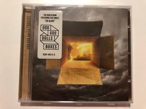 Goo Goo Dolls – Boxes / The New Album Featuring The Single ''So Alive'' / Warner Bros. Records Audio CD 2016 / 9362-49212-3