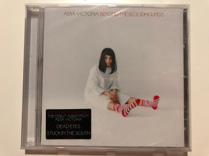Adia Victoria – Beyond The Bloodhounds / Beyond The Bloodhounds, The Debut Album From Adia Victoria, Featuring Dead Eyes and Stuck In The South / Canvasback Audio CD 2016 / 7567-86652-6