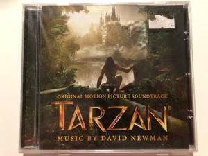 Tarzan - Music By David Newman (Original Motion Picture Soundtrack) / Milan Audio CD 2014 / 399 536-2