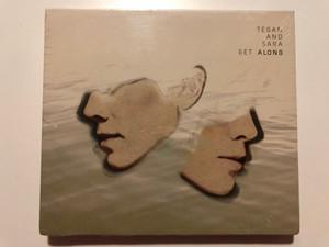 Tegan and Sara – Get Along / Warner Bros. Records Audio CD + DVD 2011 / 9362-49538-1