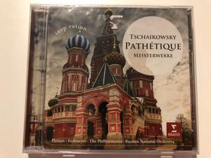 Tschaikowsky – Pathétique (Meisterwerke) / Inspiration / Pletnev, Fedoseyev, The Philharmonia, Russian National Orchestra / Erato Audio CD 2011 / 5099908789426