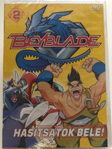 Beyblade: Hasítsatok bele! 2. DVD 2006 / Directed by-Rendezte: Toshifumi dating in Kawase, Hiroo Takeuchi / Starring-Szereplők: fairy tale characters - mesefilmfigurák / NEOS (5998329507865)