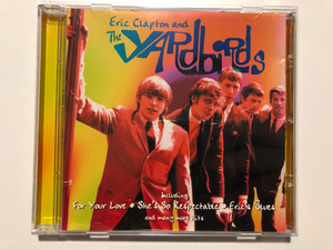 Eric Clapton And The Yardbirds / Including: For Your Love, She's So Respectable, Eric's Blues, and many more hits / Going For A Song Audio CD / GFS136
