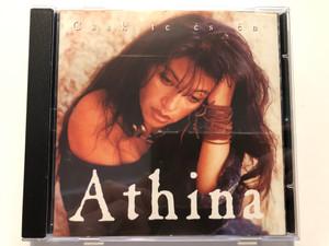 Csak Te És Én - Athina / Gong Audio CD 1995 / HCD 37827