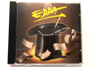 Edda - Elvarázsolt Edda Dalok / Magneoton Audio CD / 06 30 15463-2