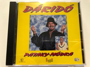 Dáridó Pataky-Módra / MI-5 Records Audio CD 1998 / PAT. 002