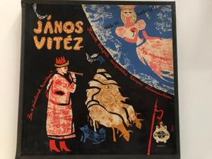 János Vitéz - Kacsoh Pongrác Daljáték Három Felvonásban... / ''En a pasztorok kiralya''.... / Qualiton 3x LP 1961 / LPX 6529-31