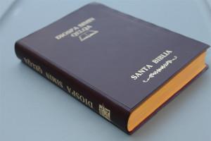 Quechua Bible - Biblia en Quechua de Cusco QCR052P / Diospa Simin Qelqa