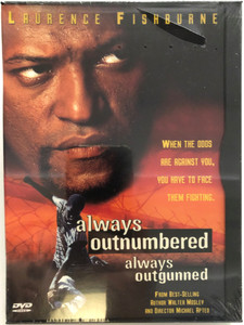 Always Outnumbered - Always Outgunned DVD 1998 / Directed by Michael Apted / Starring Laurence Fishburne, Bill Cobbs, Natalie Cole, Laurie Metcalf (026359147128)
