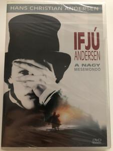 Unge Andersen DVD 2005 Ifjú Andersen / Directed by Rumle Hammerich / Starring: Simon Dahl Thaulow, Peter Steen, Lise Stegger, Mikkel Konyher (5999881767926)