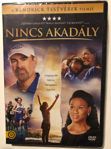 Overcomer DVD 2019 Nincs akadály / Directed by Alex Kendrick / Starring: Alex Kendrick, Priscilla Shirer, Shari Rigby, Jack Sterner (5948221492721)