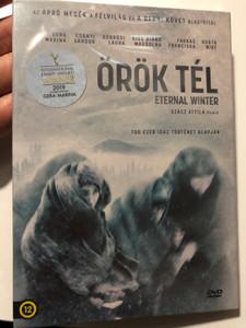 Eternal Winter DVD 2018 Örök tél / Directed by Szász Attila / Starring: Gera Marina, Csányi Sándor, Döbrösi Laura, Farkas Franciska (5999075605126)